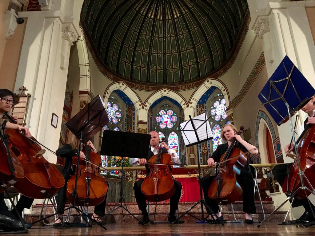 montana state university orchestra ireland