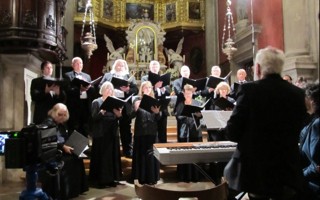 South Metro Chorale Performs in Poland, the Czech Republic, and Austria