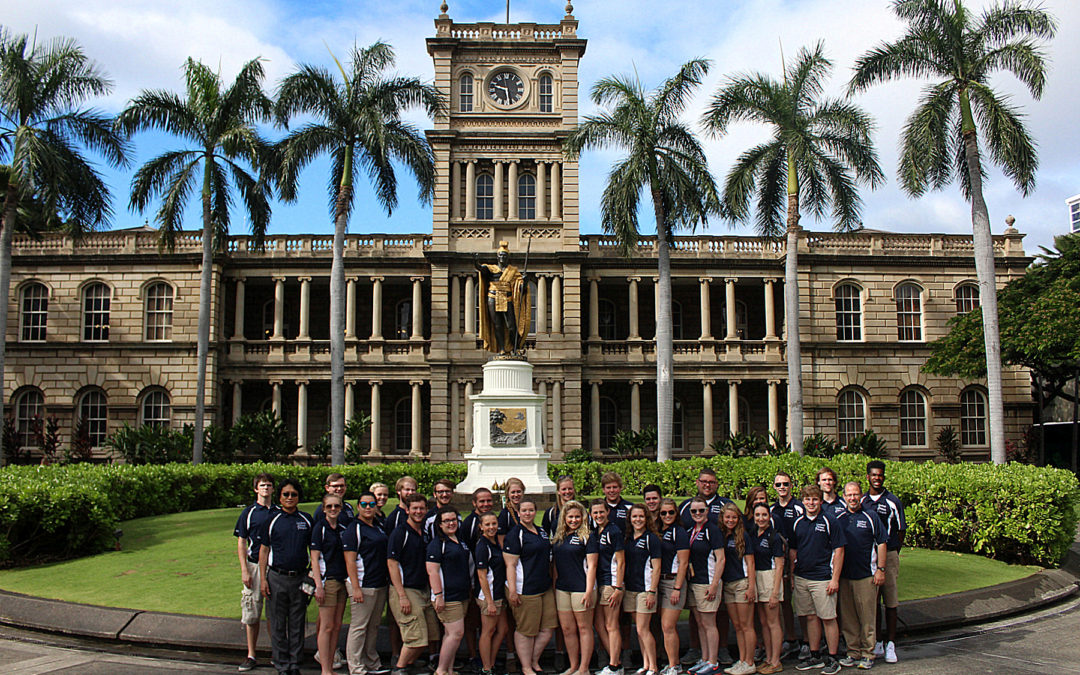 Experience Hawaii Like the Lindsey Wilson College Singers!