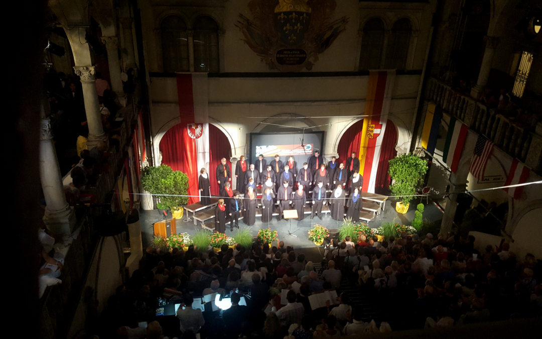 The Midland Center for the Arts Choir Perform in Austrian Festival