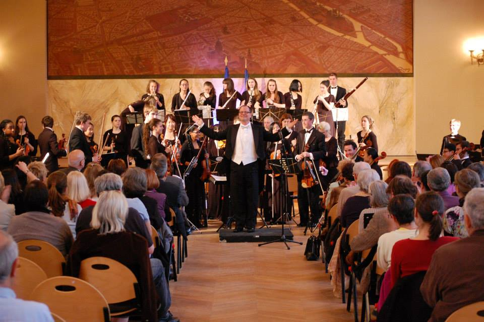 Hochstein Youth Symphony Orchestra Returns from Successful Concert Tour of France