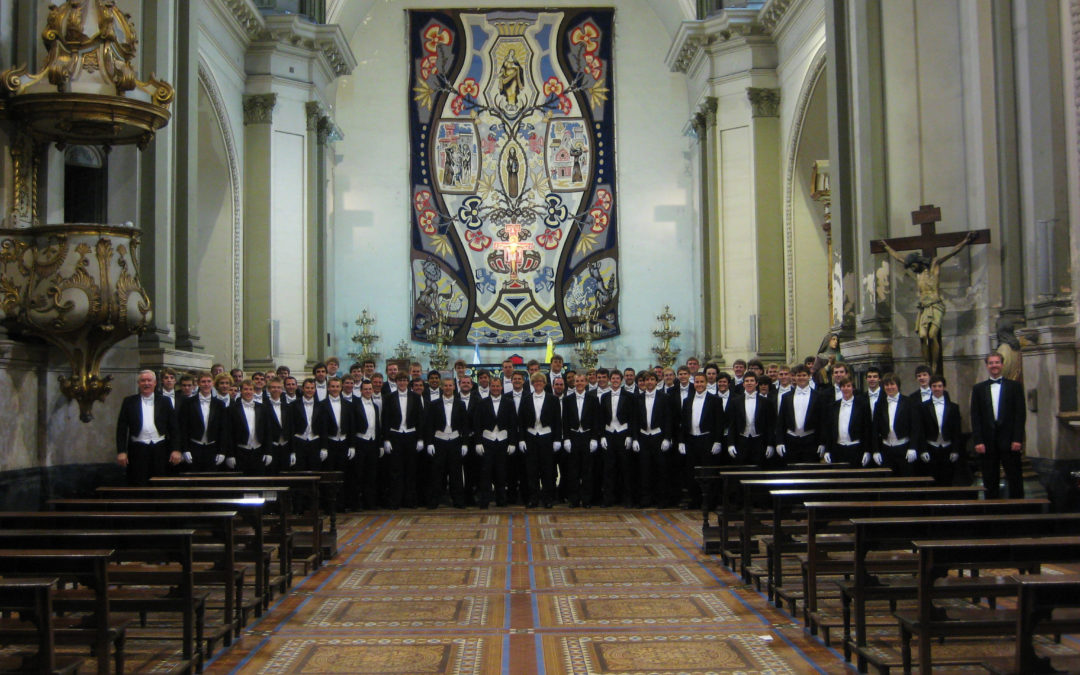 "University of Wisconsin-Eau Claire ""Singing Statesmen"" Tour of Argentina"