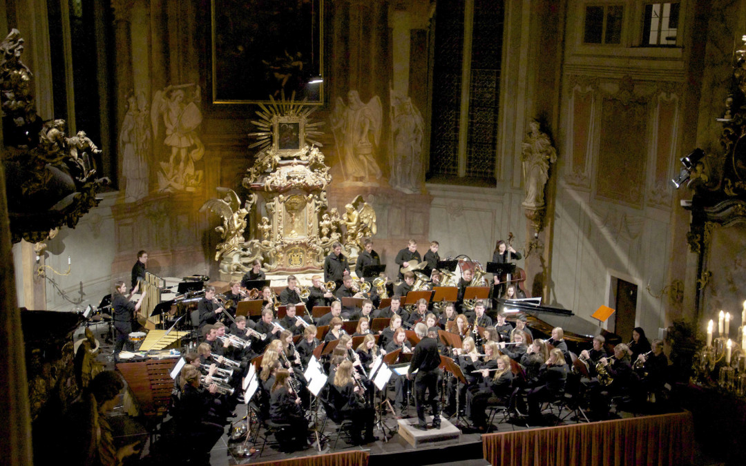 Gustavus Wind Orchestra Returns From Life-Changing Tour Of The Czech Republic, Poland, & Austria