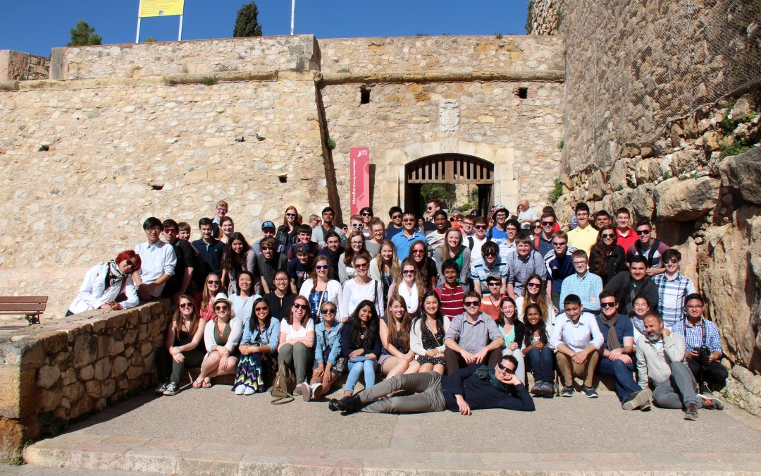 SPOTLIGHT: Neuqua Valley High School Festival Concert Band Tours Spain
