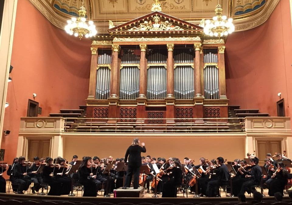 SPOTLIGHT: Walton High School Orchestra Tours Czech Republic and Austria