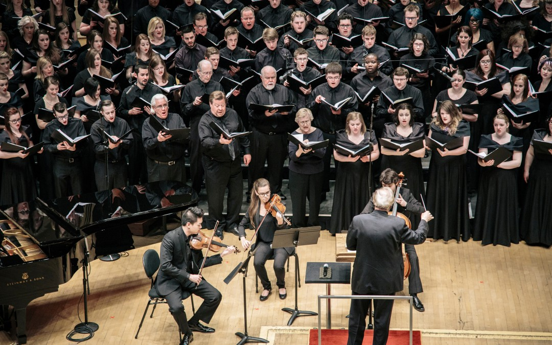 Announcing the Windy City Choral Festival: April 14-16, 2016