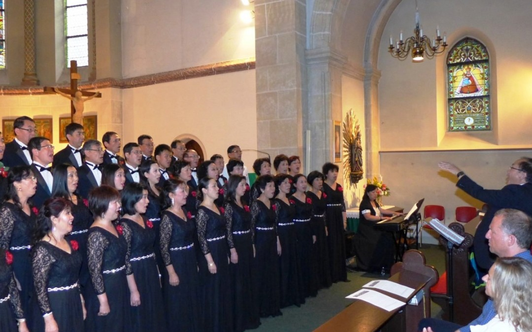 Houston Festival Chorale Tours Austria
