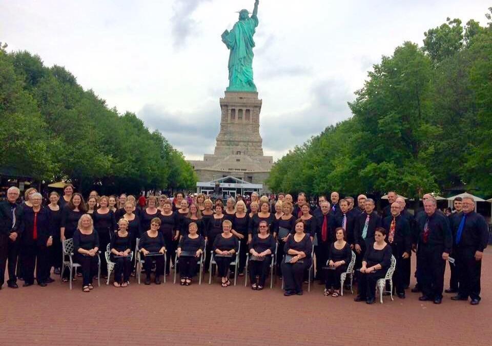 Buffalo Choral Arts Society in New York City