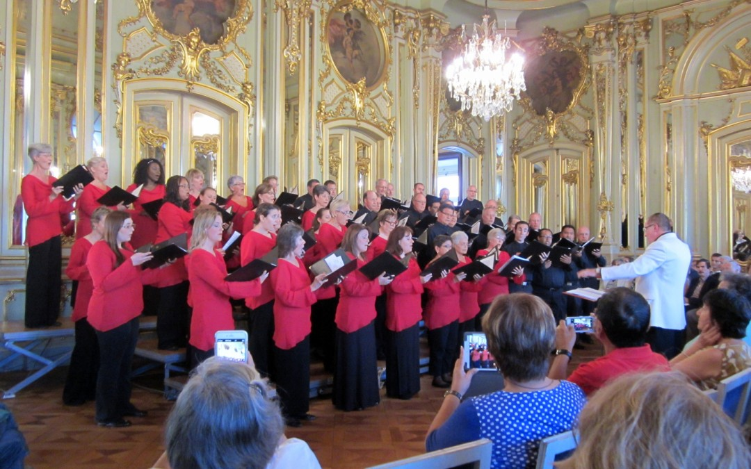 San Antonio Mastersingers a hit in Portugal and Spain