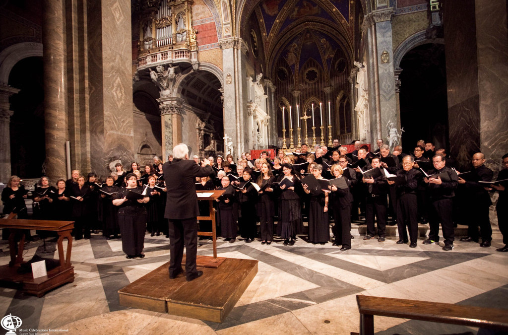 A Musical Celebration of Vatican II's 50th Anniversary