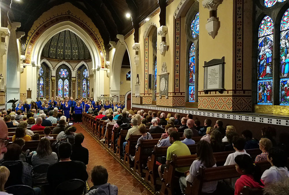 The Alexandria Singers Tour Ireland