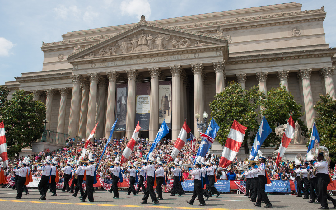 2015 National Memorial Day Parade to Air Live on REELZ