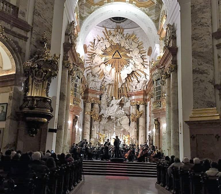 The Bozeman High School Orchestra Tours Austria