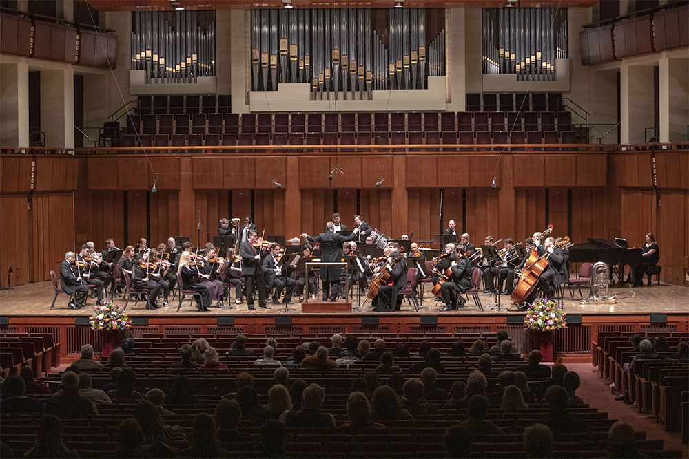 The Charleston Chamber Orchestra Performs in the Kennedy Center!