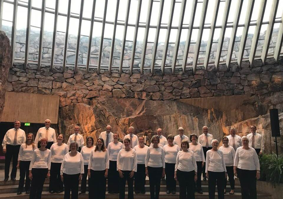 The Chicago Festival Chorus Returns From the Baltics