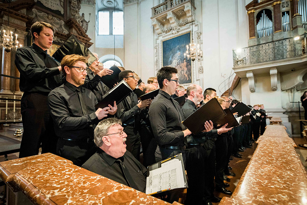 The Clarion County Festival Choir Tours Germany & Austria