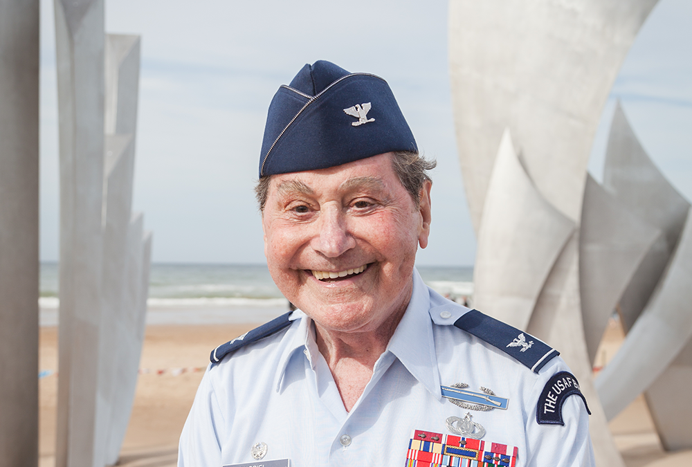 Col. Arnald D. Gabriel awarded the Legion of Honour – France's Highest Distinction