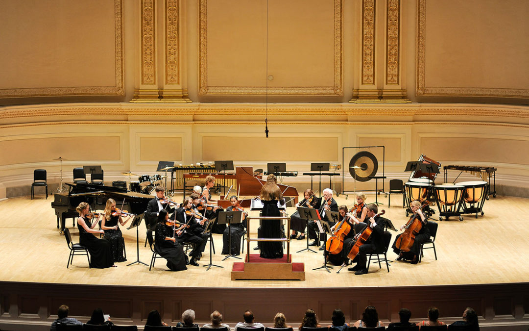 Suzuki Strings of Columbus Play in Carnegie Hall