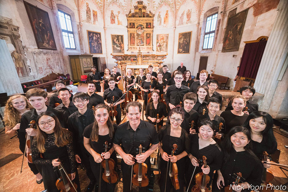 Davis High School Baroque Ensemble Takes Europe by Storm