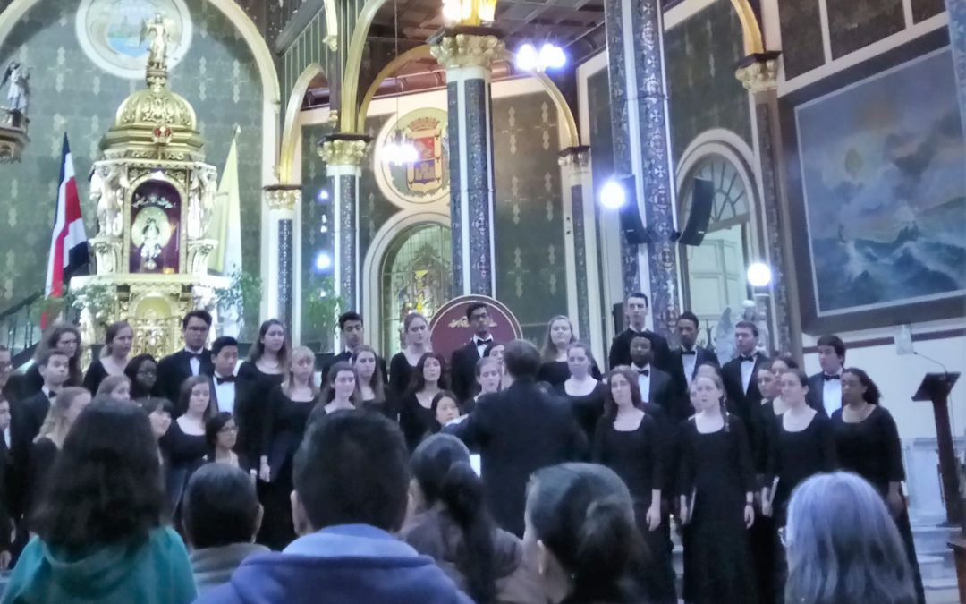 Duke University Chorale Finding Joy in Costa Rica