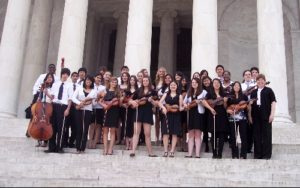 Eastern Regional High School Orchestra