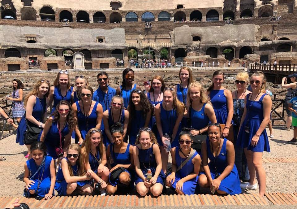 Dance Tours to Italy & France
