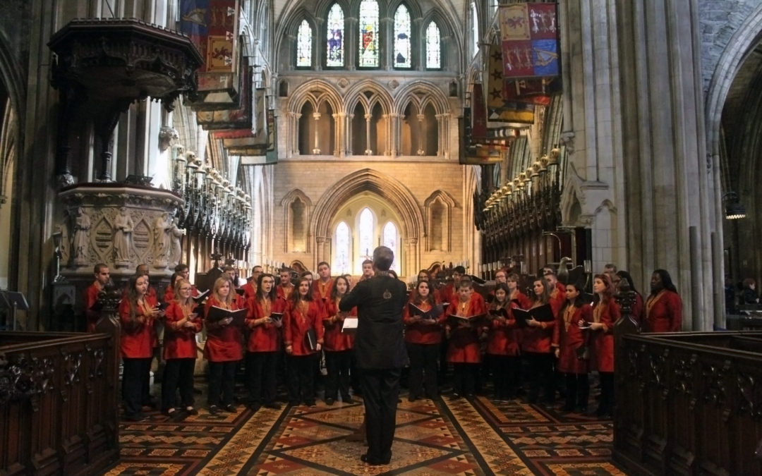 Florida State University Singers Inspiring Tour of the British Isles