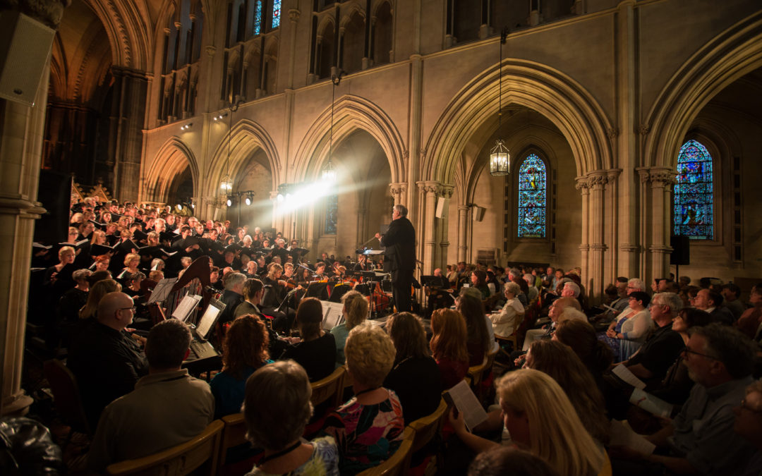 "The Dublin Choral Festival is a ""Wonderful Experience"""