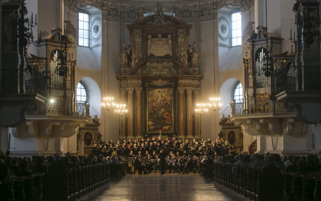 Reflections on the 2017 Salzburg Choral Festival
