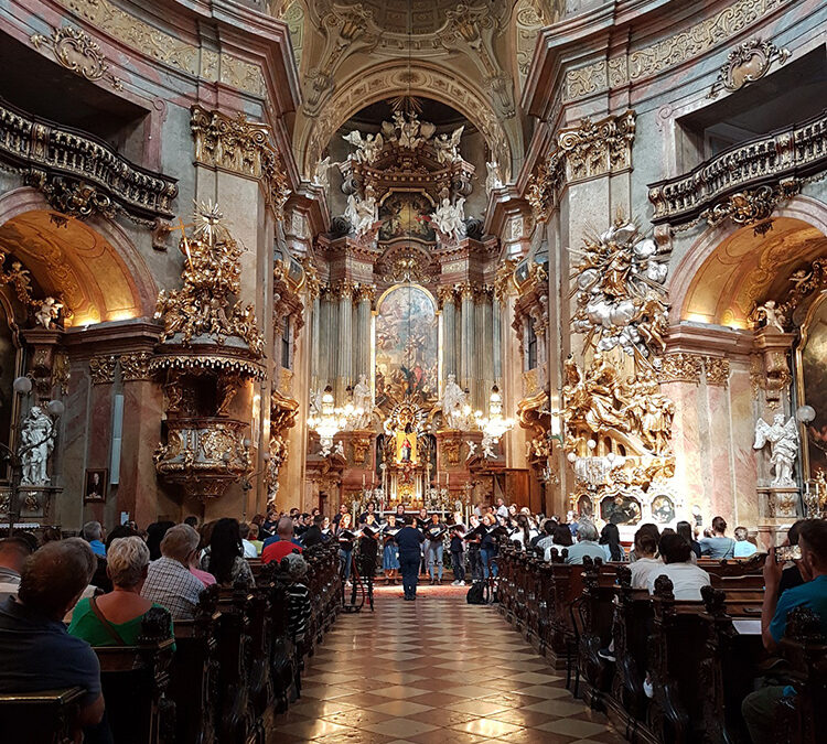 Mount Holyoke College Choir Tours Austria