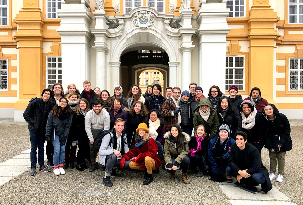 Occidental College Glee Club & Chorus Tour Austria