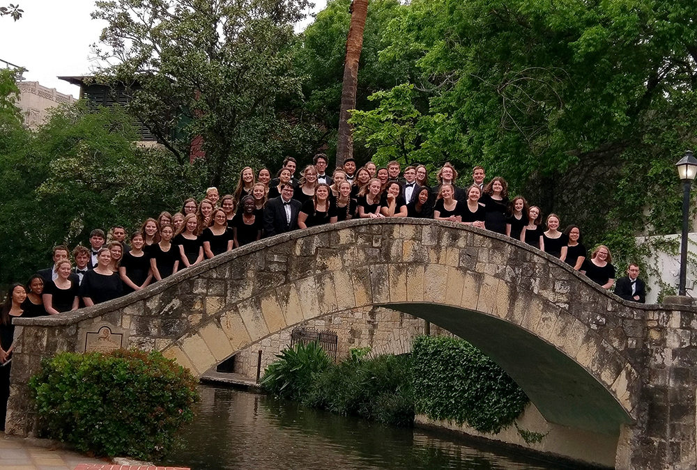 Park Hill South Symphonic Orchestra Tours San Antonio