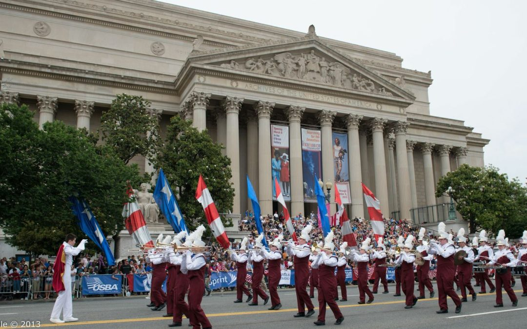 The 2016 National Memorial Day Parade to Air Live on REELZ Monday, May 30 at 2pm ET/ 11am PT