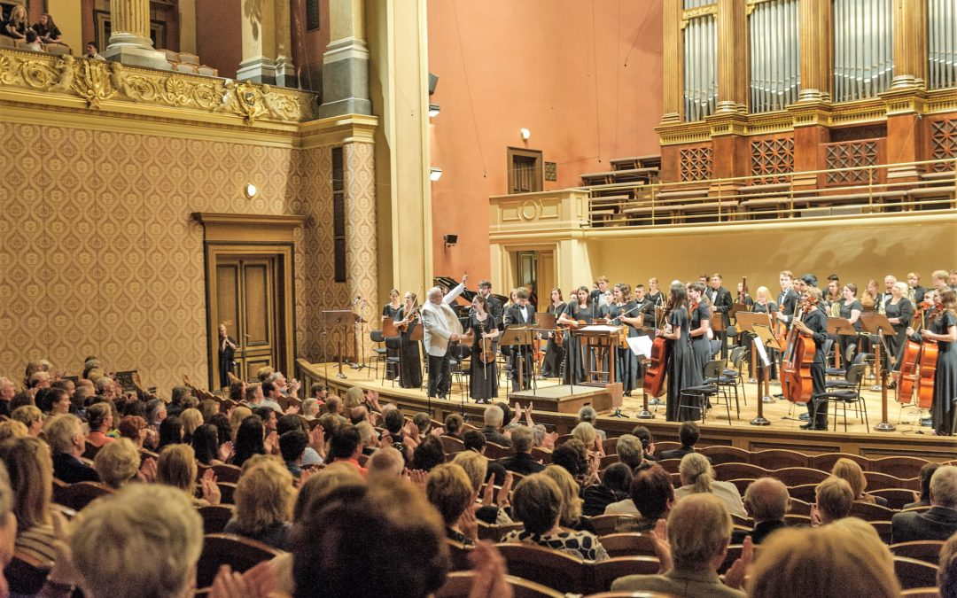 New Jersey Ambassadors of Music Perform in the Prague Orchestra Festival