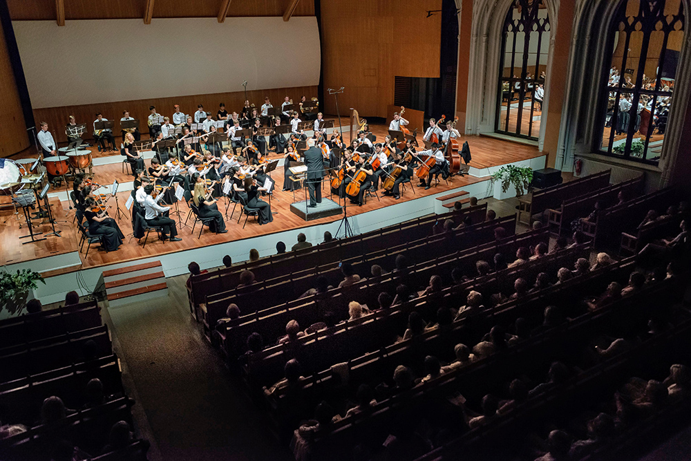 The Peninsula Youth Orchestra Tours The Baltics
