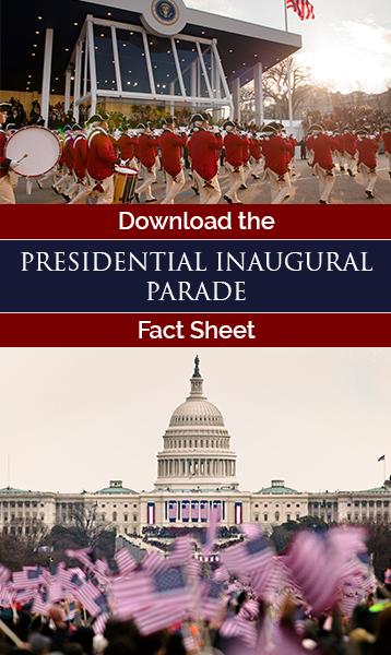 Presidential Inaugural Parade Sidebar