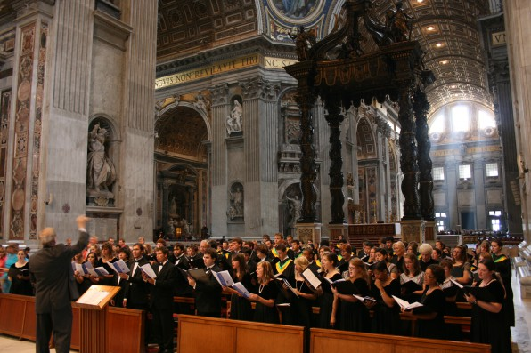 Announcing the 2016 Rome International Choral Festival