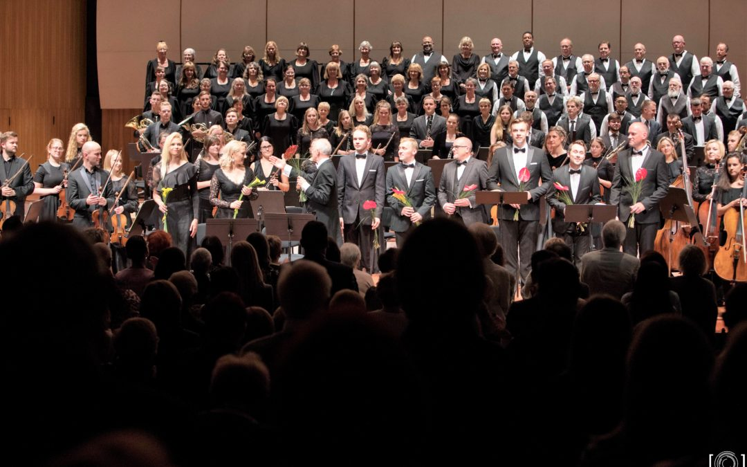 Performing in the Baltics – The Sacramento Choral Society's Magically Successful Tour