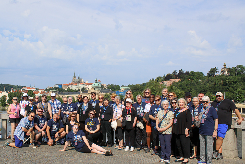 Southwest Michigan Chorale Tours Central Europe