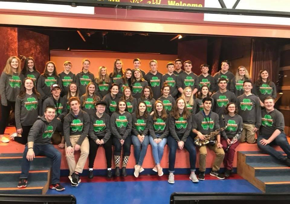 The SMSA Jazz Choir & Band Tour Ireland