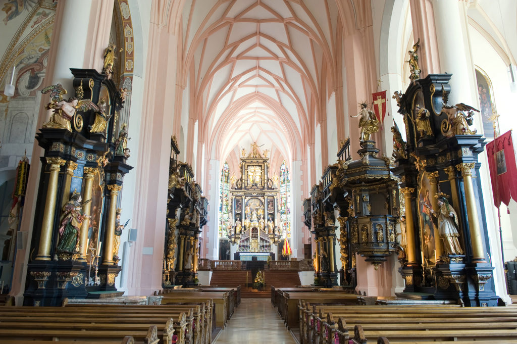 St. Michael's Church in Mondsee