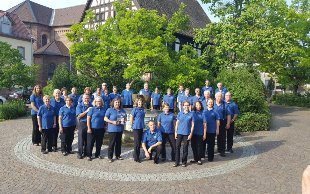 The Frederick Chorale in Germany