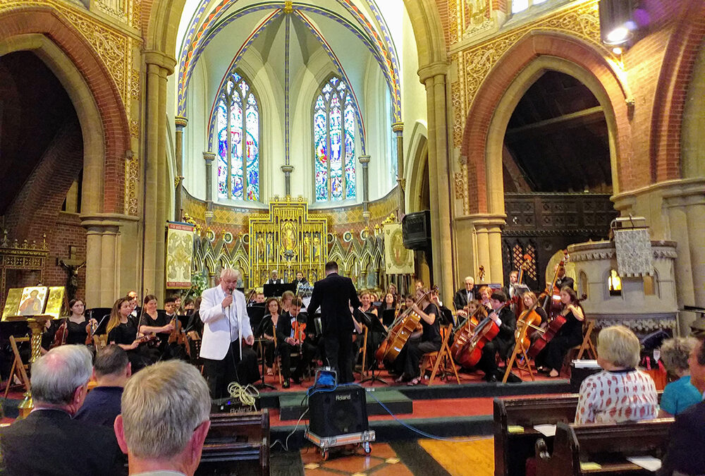 The Sussex County Youth Orchestra Tours UK & France