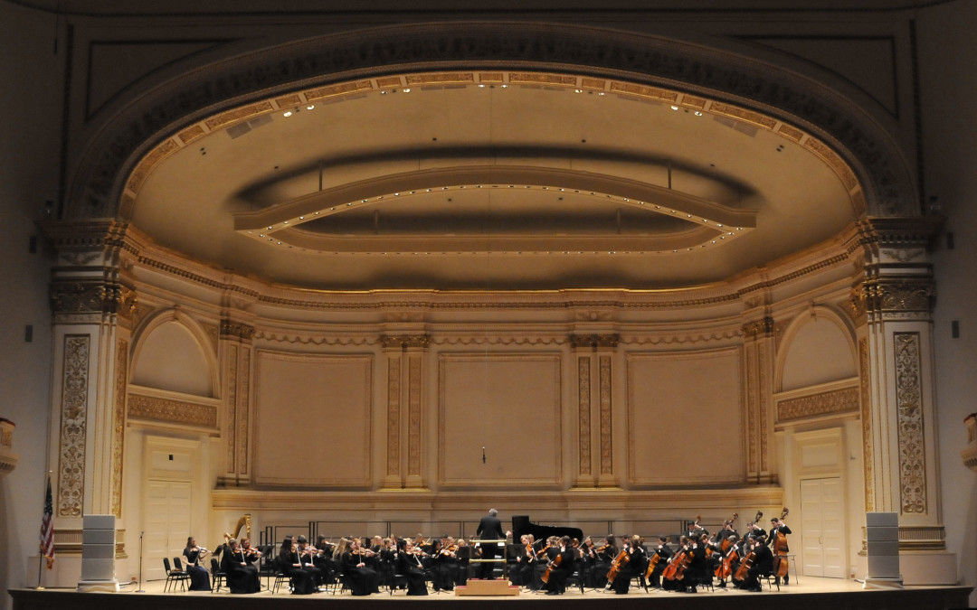 Viennese Masters Orchestra Invitational at Carnegie Hall