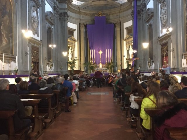 Walla Walla Valley Academy Orchestra Experiences Italy