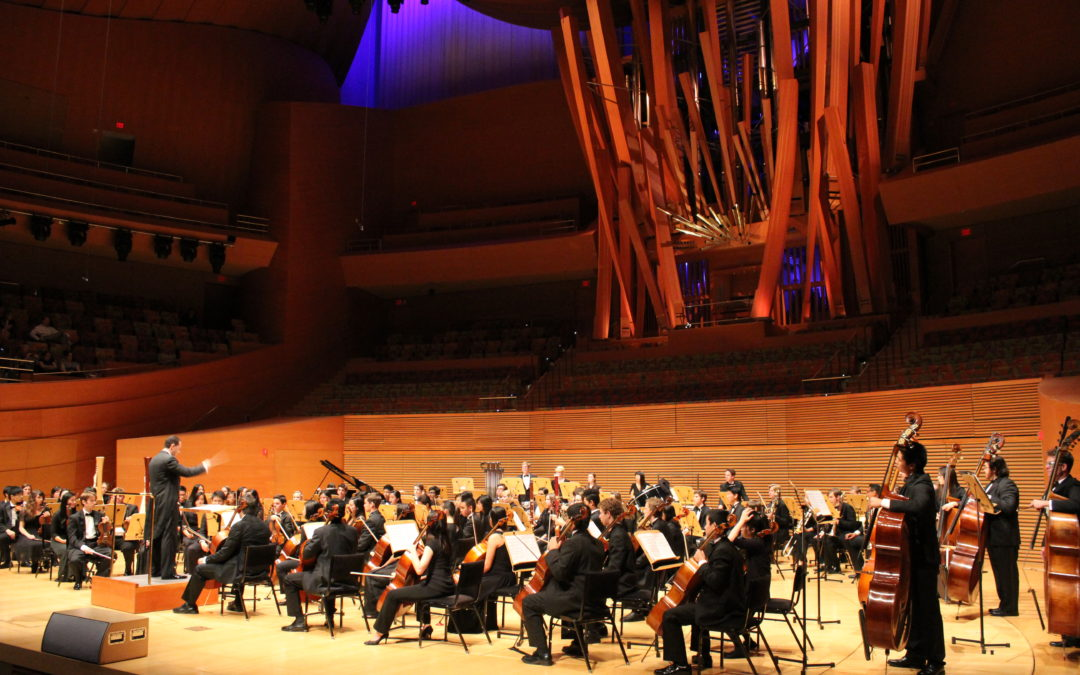 Announcing the 2015 West Coast Youth Orchestra Festival in Los Angeles
