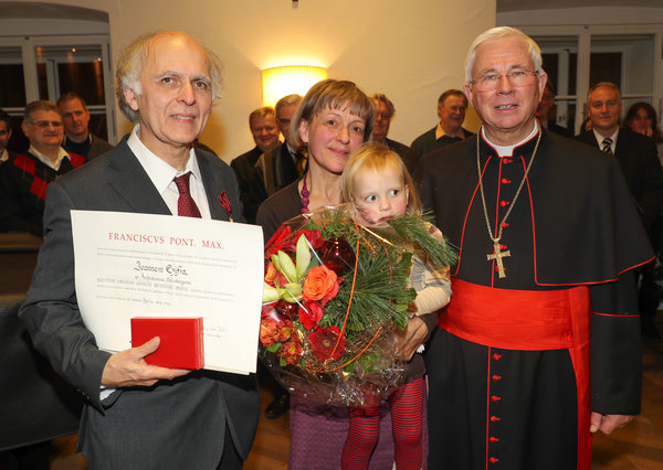 János Czifra Receives High Papal Honor from the Catholic Church