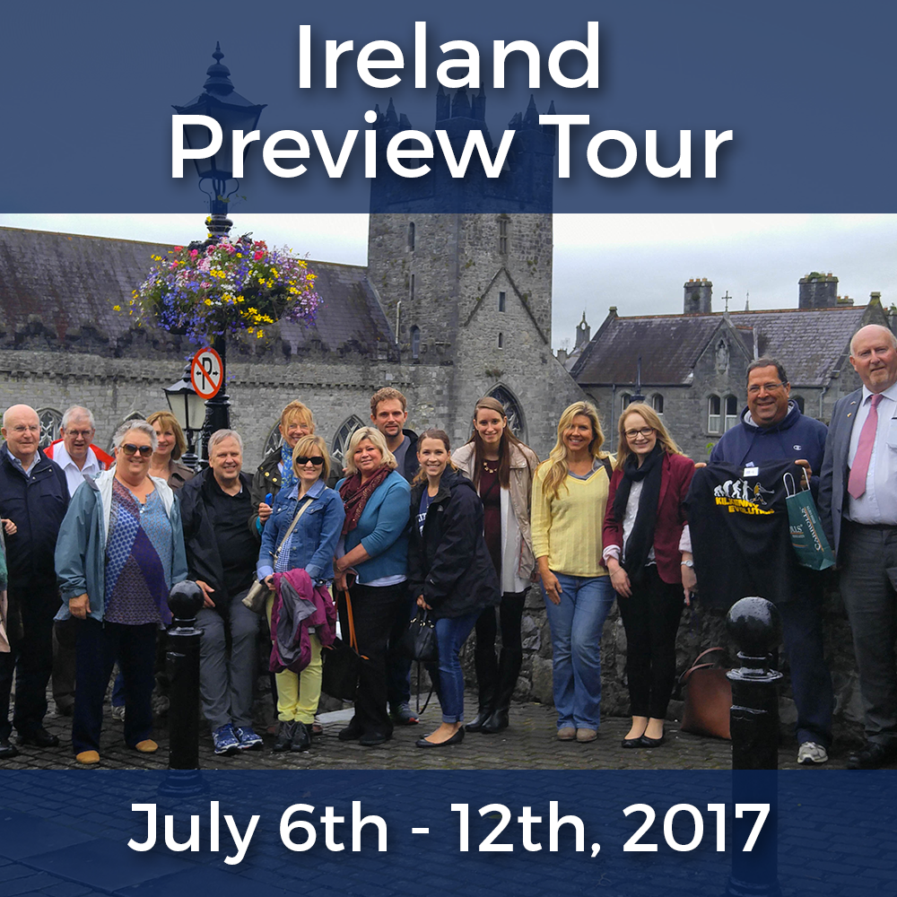 Ireland Preview Tour