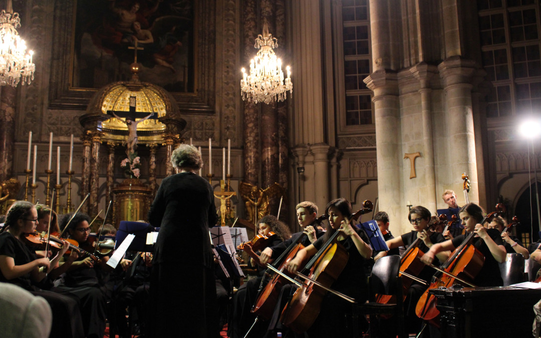MacArthur High School Orchestra Tours Austria