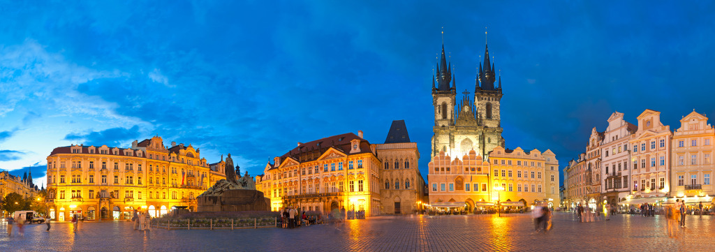 Announcing the Prague Choral Celebration: 'A Trio of Te Deums'